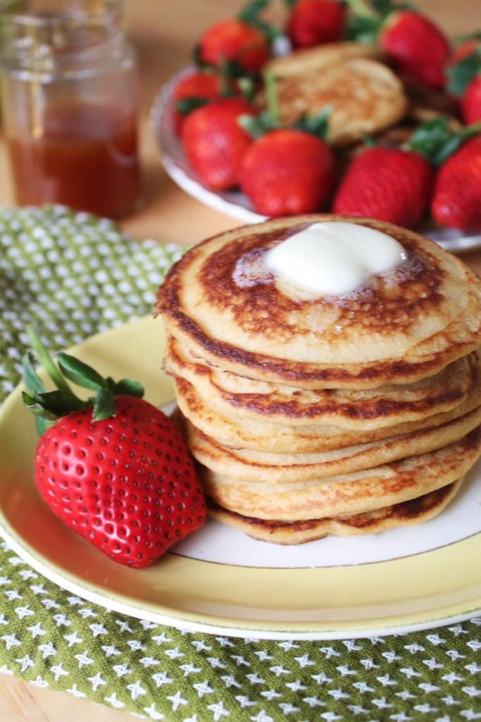 Gluten Free Pancakes | Gluten Free Fix