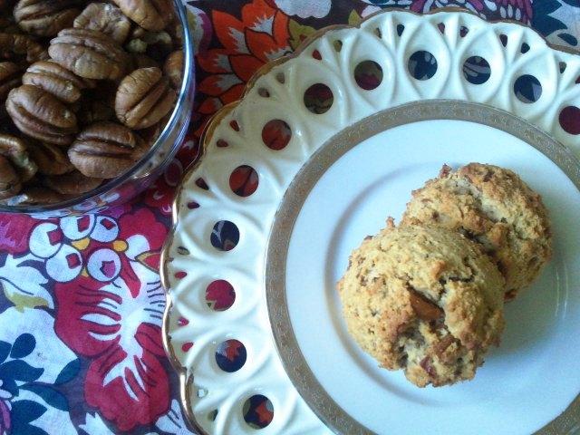 Gluten Free Cinnamon Pecan Scones | Gluten Free Fix
