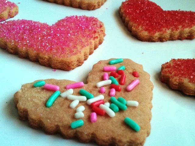 Gluten Free Cut Out Sugar Cookies Glutenfreefix