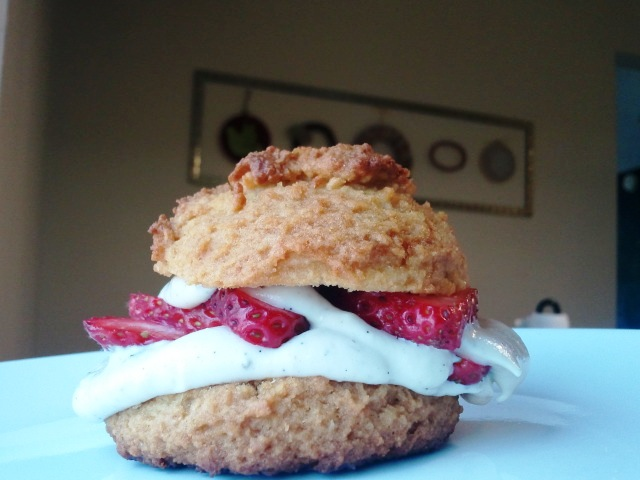 Gluten Free Strawberry Shortcake | Gluten Free Fix