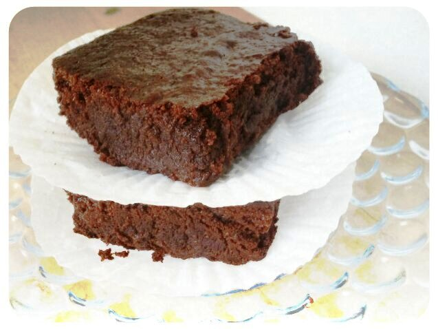 The Perfect Gluten Free Brownie