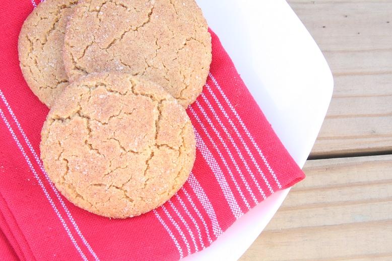 Snickerdoodles | Gluten Free Fix