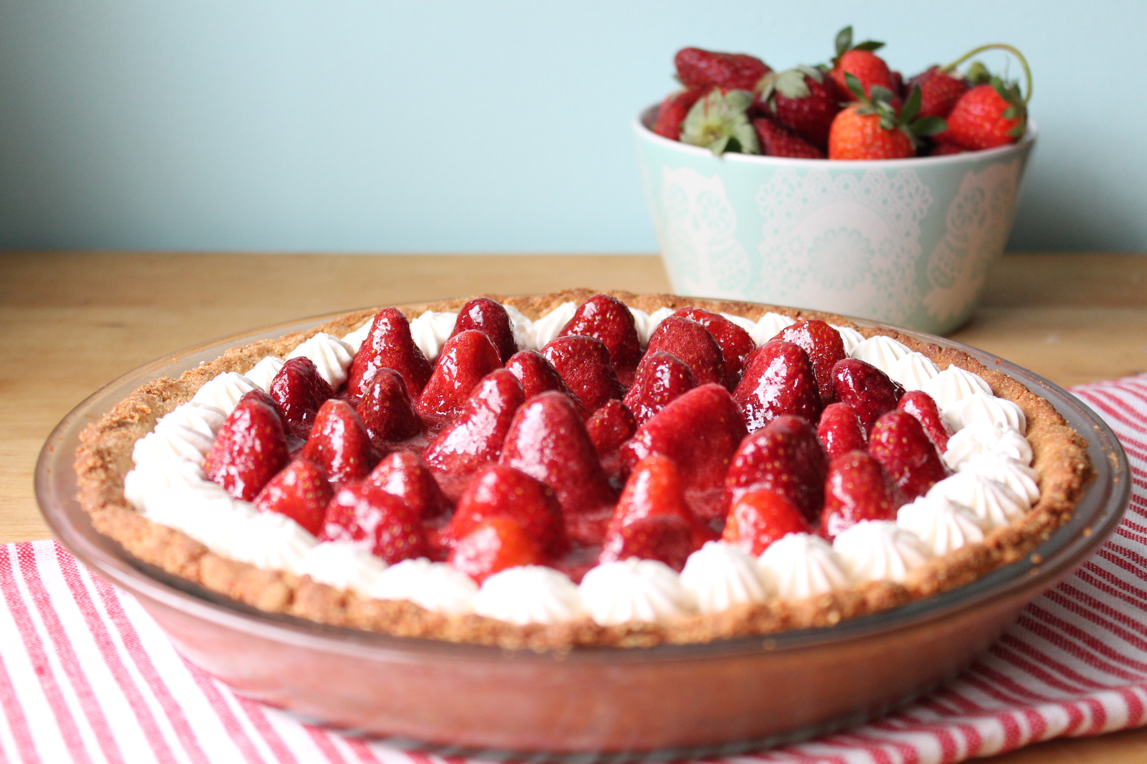 Gluten-Free Strawberry Ginger Pie Recipes — Dishmaps