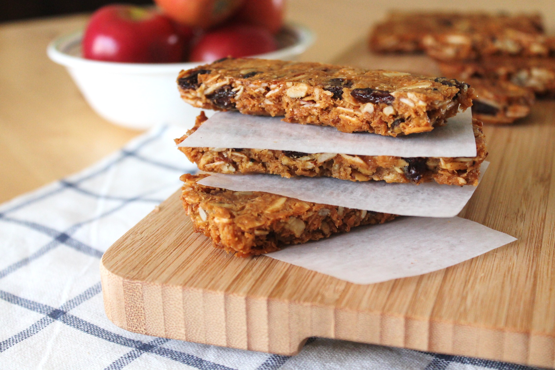 Homemade Granola Bars | Gluten Free Fix